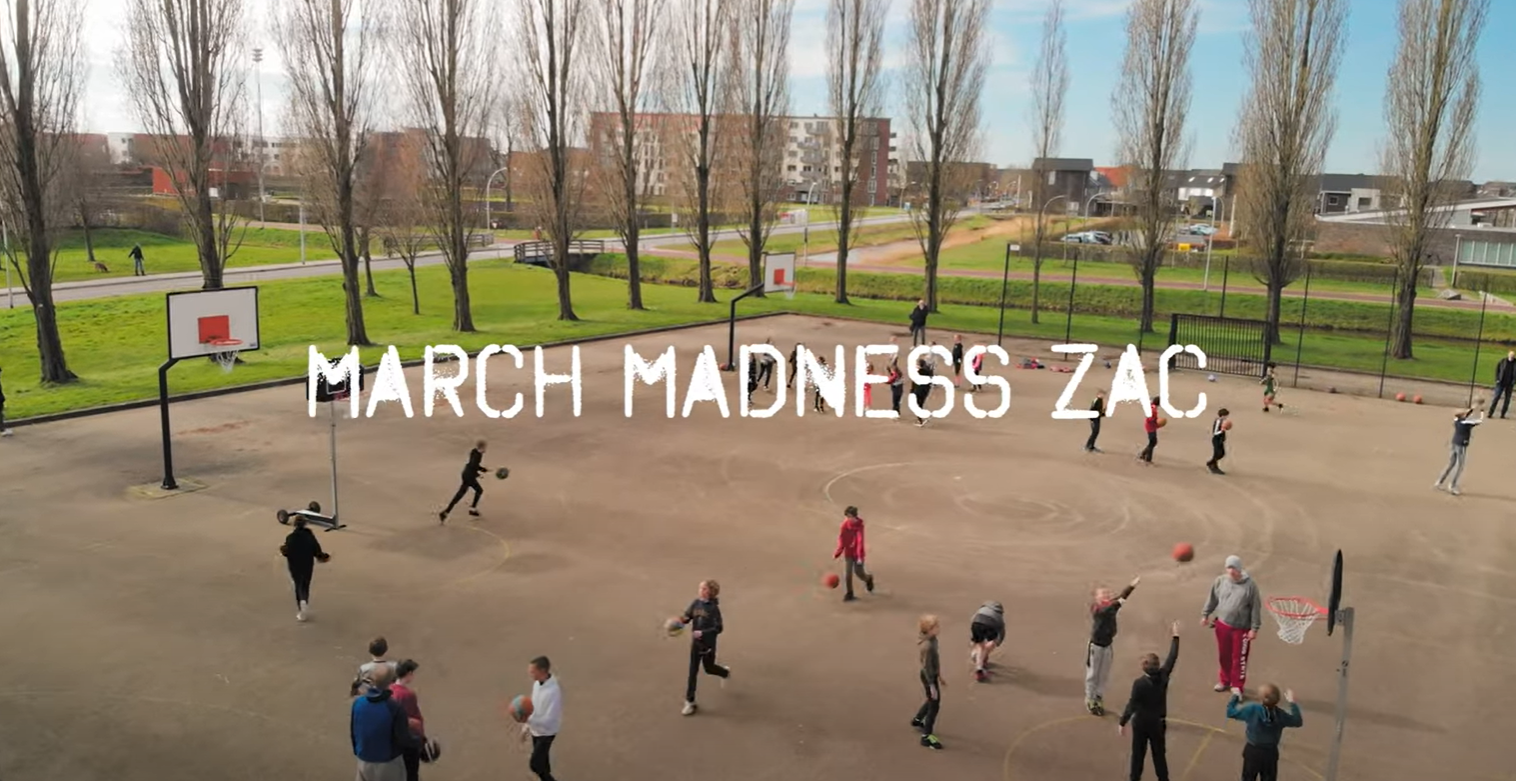 March Madness ZAC begonnen