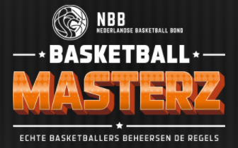 Basketball Masterz en spelregelbewijs